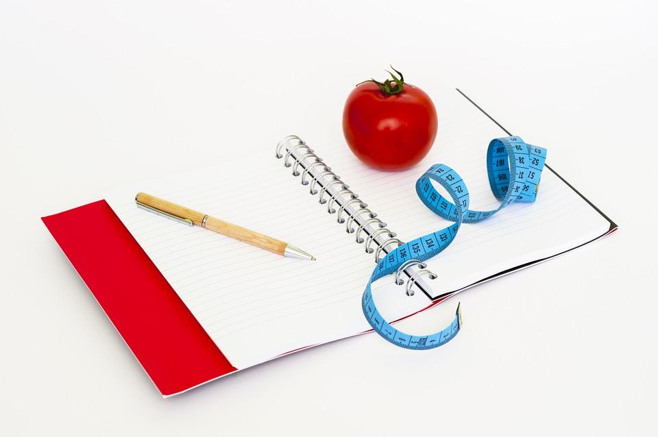 denník ako schudnúť